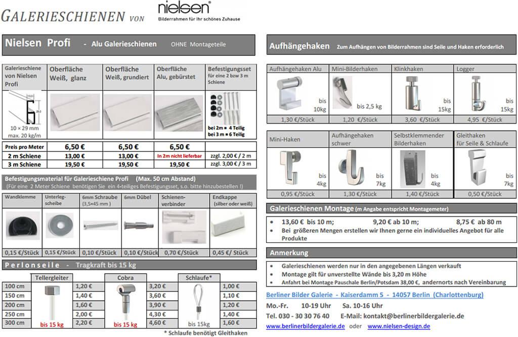 Nielsen gallery rails