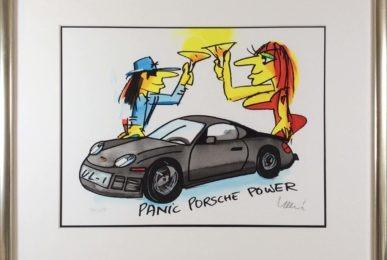 Panic Porsche Power von Udo Lindenberg